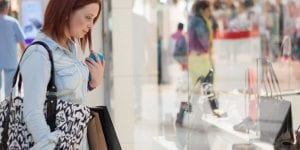 hotel guests enjoying shopping carrickmines shopping centre