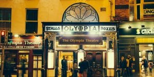 hotels near the olympia theatre