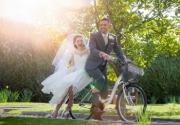 Wedding-bicycle