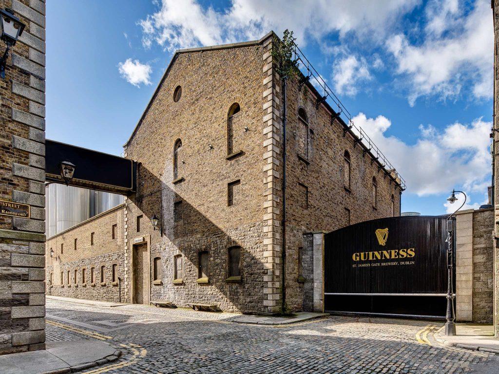 guinness storehouse gate