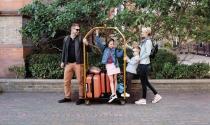 Family-trolley-clayton-hotels